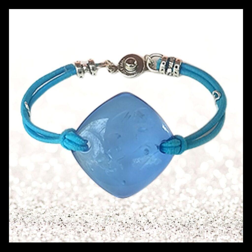 Balans Armband Blauw